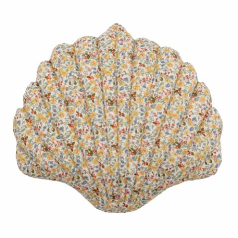 Fro Cushion, Yellow, Polyester
